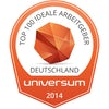 Best recruiters  Universum Young Professionals Studie