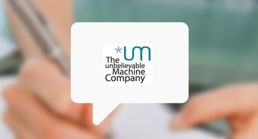 Werkstudentin bei The unbelievable Machine Company (*um): Einblicke