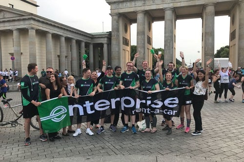 Berlin Charity Run