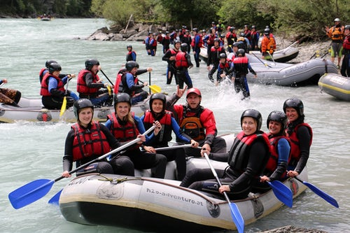 Teamevent - Rafting