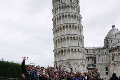 Pisa Tower 2015